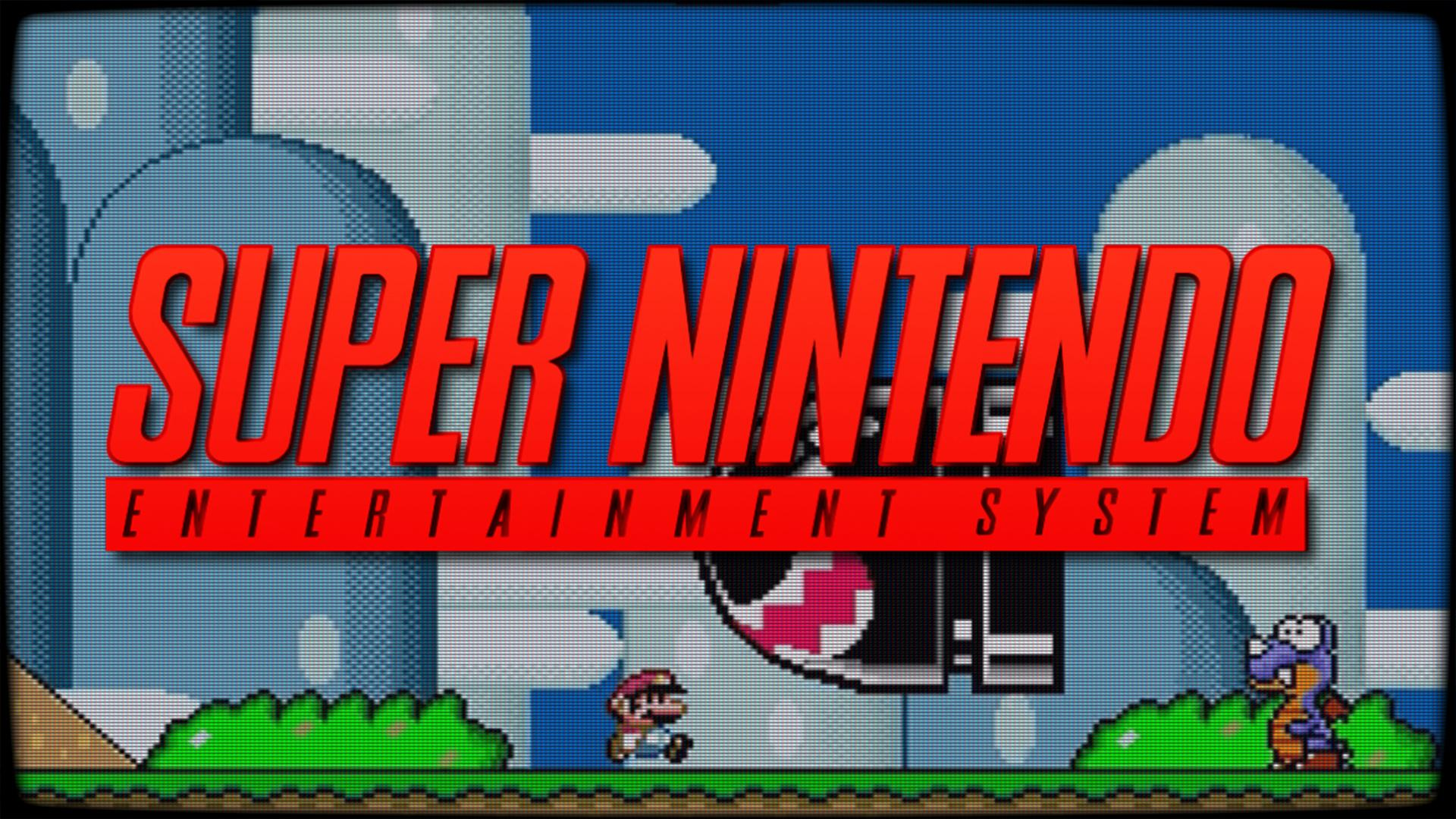 Super Nintendo Hacks & Homebrew Video Snaps Updated (v1 2