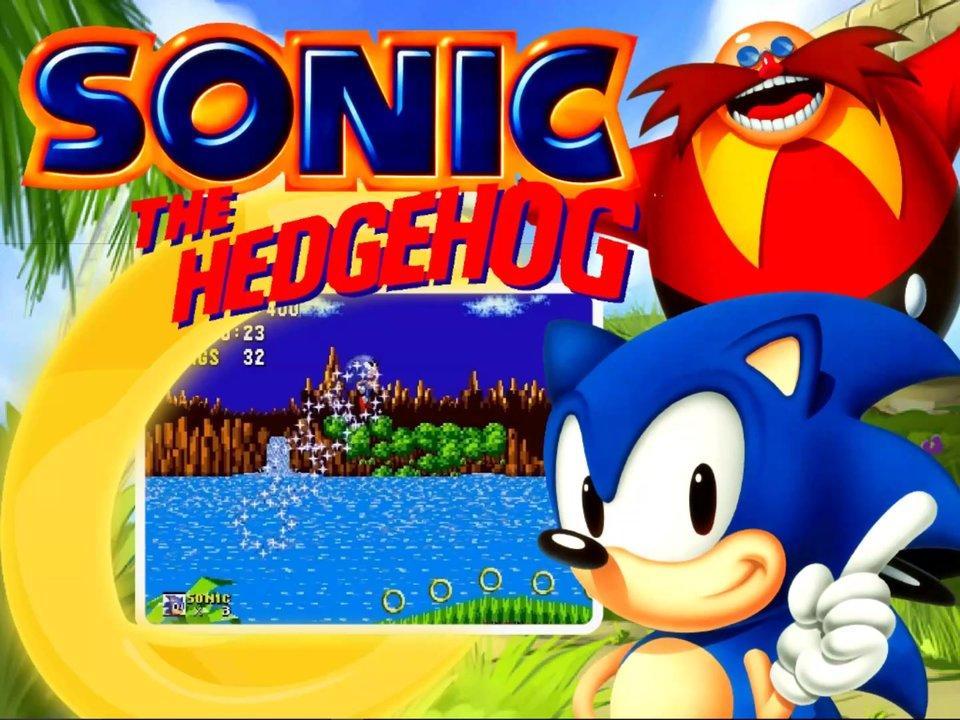 Sega Genesis HyperSpin Video Themes (4x3) (HQ)