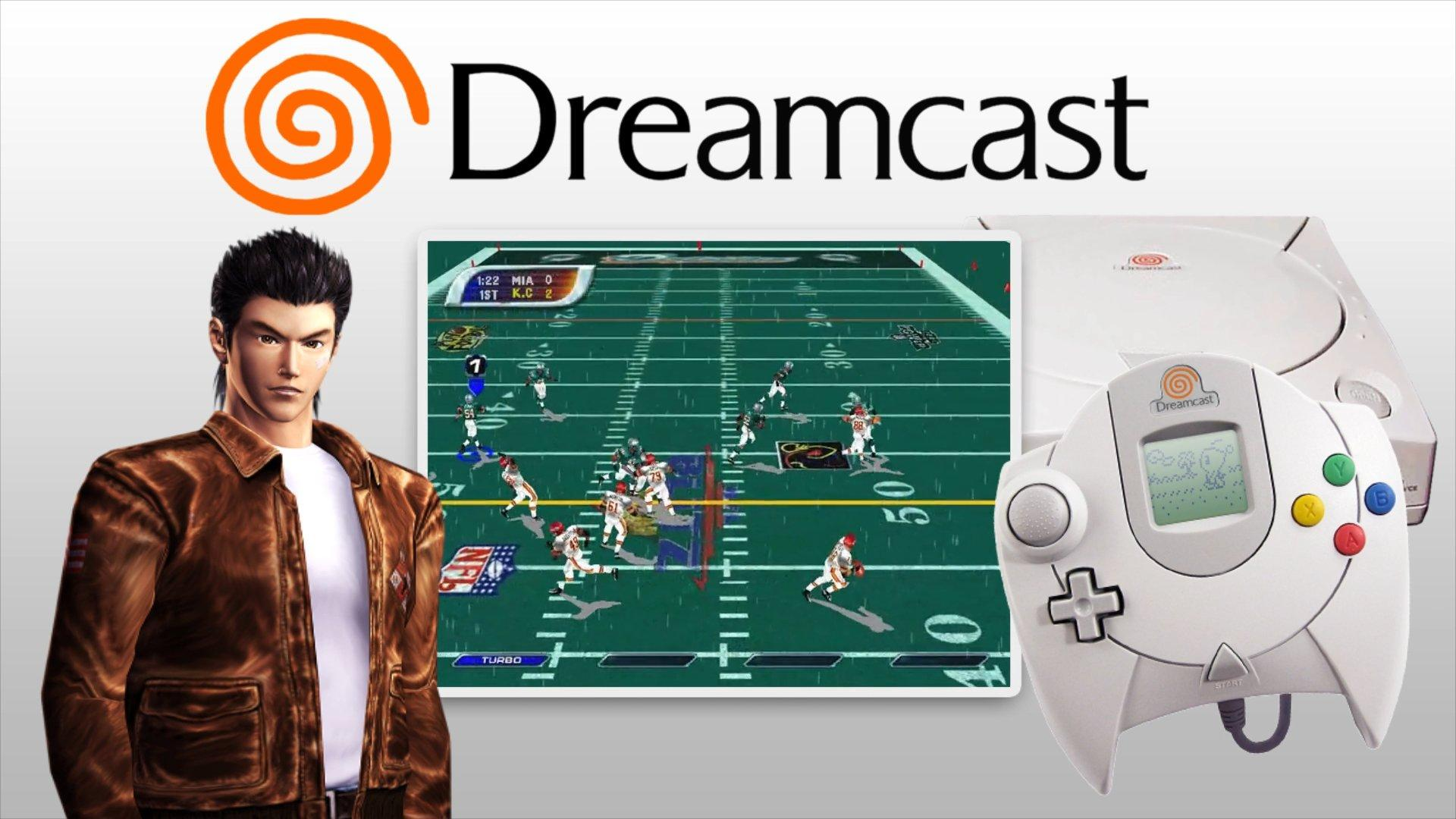 Sega Dreamcast Unified Platform Videos (16:9) (HD)