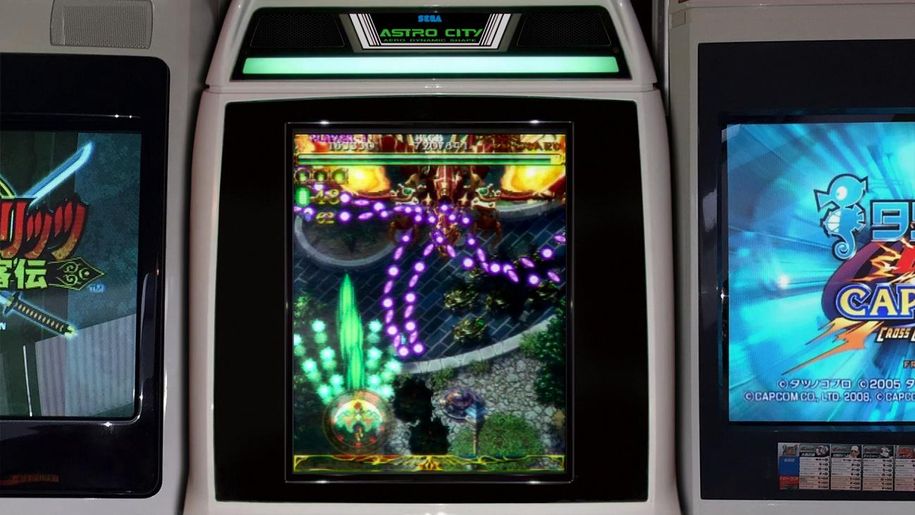 Candy Cab Bezel Collection For Mame